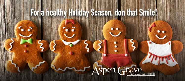 Smiling Health Benefits editorial photo of smiling gingerbread kids