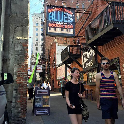Printer's Alley, Nashville TN