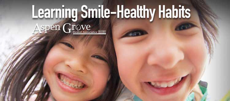 Closeup of Smiling Children