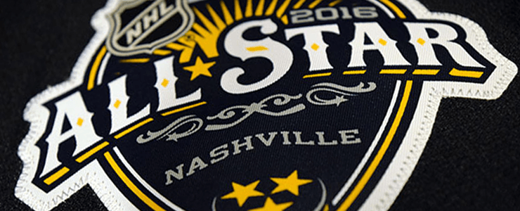 Nashville Home to 2016 NHL All Star Game