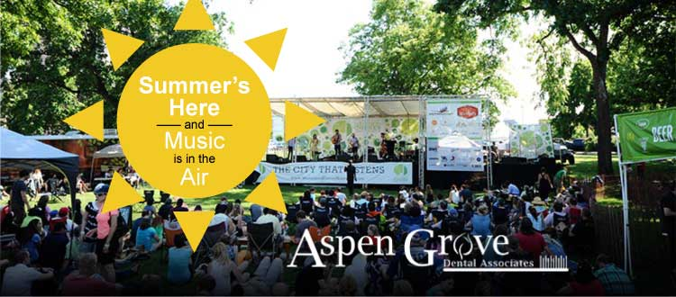 Aspen Grove Dental, Franklin TN, Brentwood, Franklin and Nashville Summer Concerts