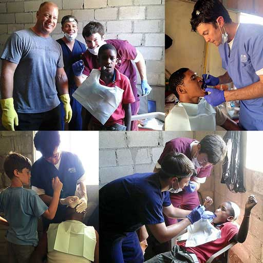 Franklin TN dentist mission trip